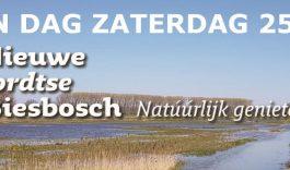 Open Dag Nieuwe Dordtse Biesbosch – 25 mei