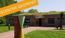 Bezoekerscentra geopend!