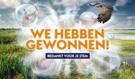 NLDelta Biesbosch-Haringvliet door jury verkozen tot mooiste natuurgebied