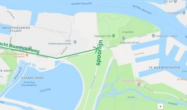 Bruggen bouwen naar de Biesbosch
