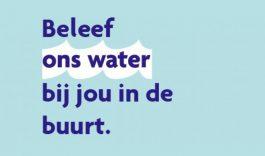Week van Ons Water 16 t/m 27 oktober
