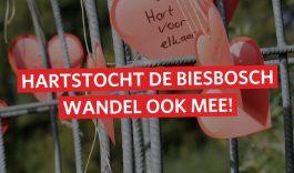 Wandel mee met Hartstocht de Biesbosch 2019!