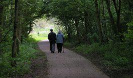Wandelen tegen dementie